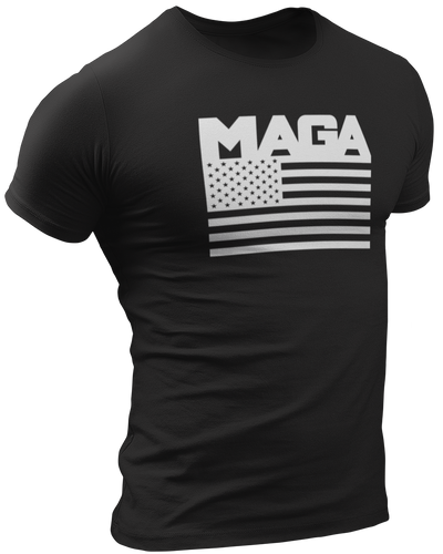 MAGA Flag Tee - Crusader Outlet