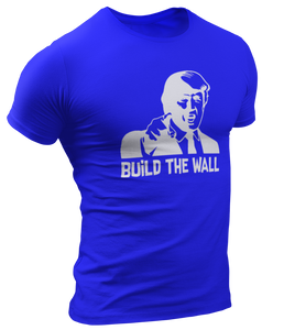 Build The Wall Tee - Crusader Outlet