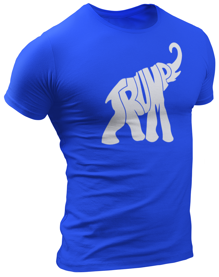 Trump Elephant Tee - Crusader Outlet