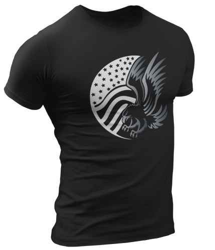 'Merica Eagle Tee - Crusader Outlet