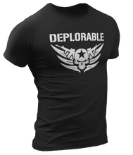 Load image into Gallery viewer, Deplorable Tee - Crusader Outlet