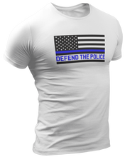 Load image into Gallery viewer, Defend The Police Tee - Crusader Outlet