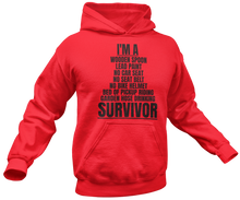 Load image into Gallery viewer, Childhood Survivor Hoodie