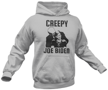 Load image into Gallery viewer, Creepy Joe Biden Hoodie