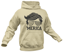 Load image into Gallery viewer, 'Merica Trump Hoodie