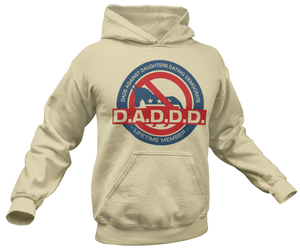 Dad Against Daughters Dating Democrats Hoodie