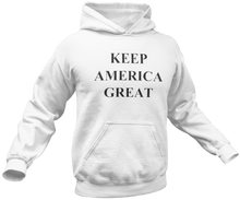 Load image into Gallery viewer, Keep America Great Hoodie - Crusader Outlet