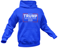 Load image into Gallery viewer, Trump 2020 Campaign Hoodie - Crusader Outlet