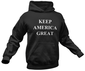 Keep America Great Hoodie - Crusader Outlet