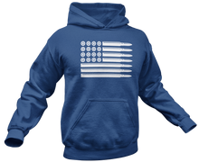 Load image into Gallery viewer, American Bullet Hoodie - Crusader Outlet