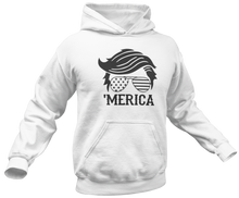 Load image into Gallery viewer, 'Merica Trump Hoodie - Crusader Outlet