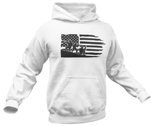Load image into Gallery viewer, American Veteran Hoodie - Crusader Outlet