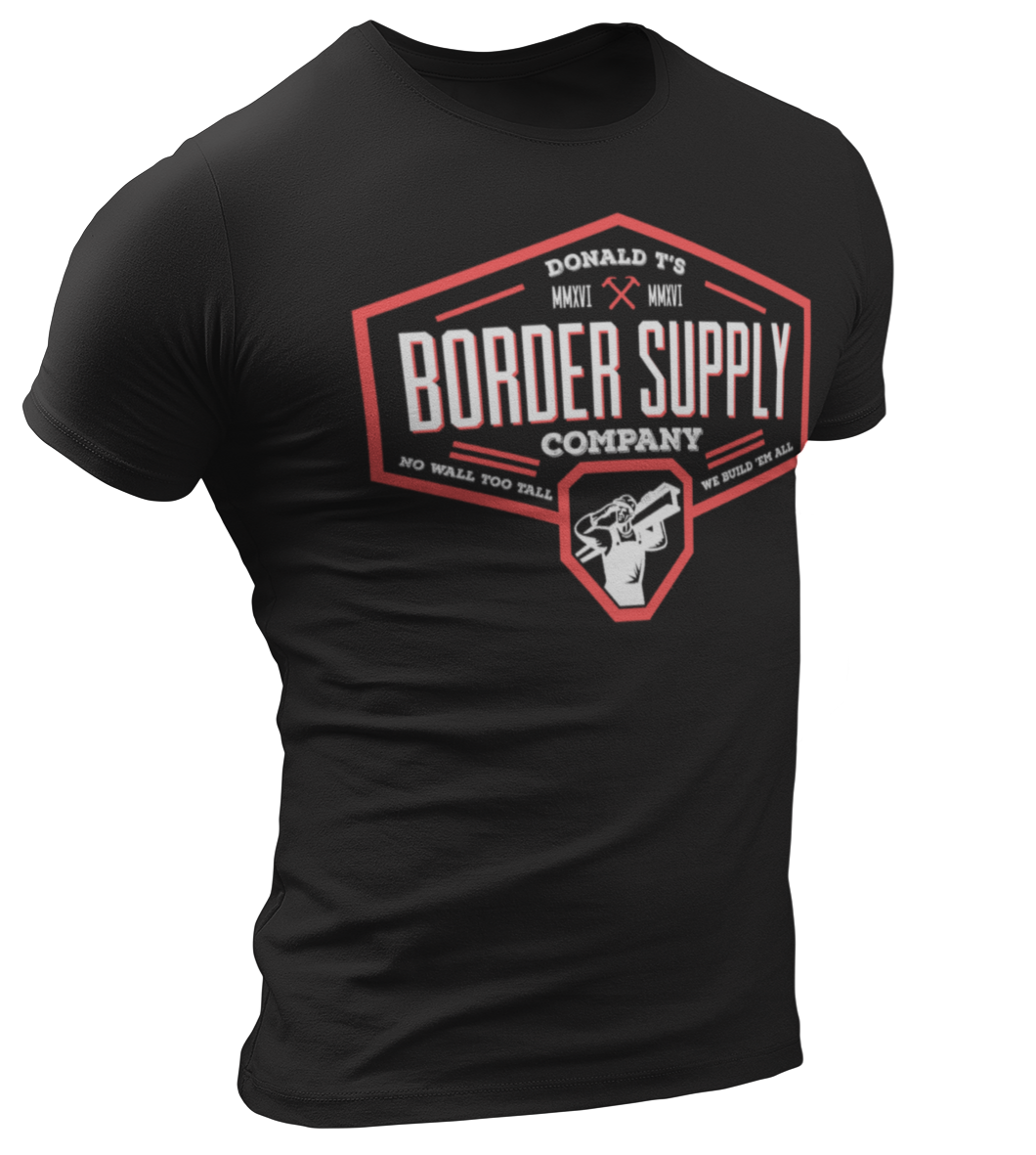 Border Supply Company Tee - Crusader Outlet