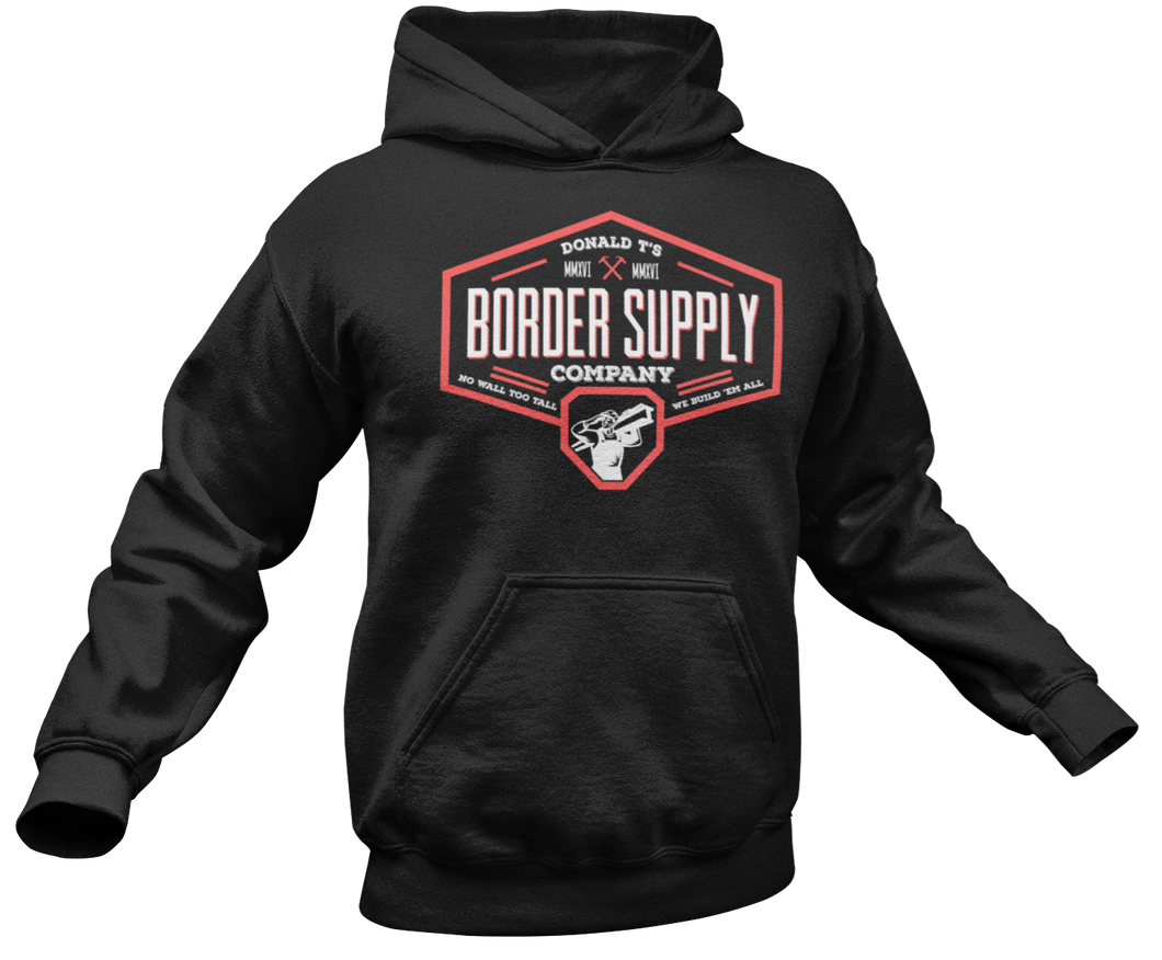 Border Supply Company Hoodie - Crusader Outlet