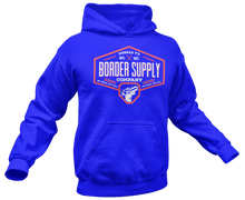 Load image into Gallery viewer, Border Supply Company Hoodie - Crusader Outlet