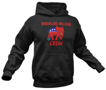 Load image into Gallery viewer, Snowflake Melting Crew Hoodie - Crusader Outlet