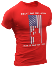 Load image into Gallery viewer, Stand For The Anthem Tee - Crusader Outlet