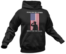 Load image into Gallery viewer, Stand For The Anthem Hoodie - Crusader Outlet