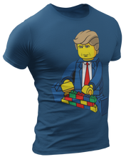 Load image into Gallery viewer, Trump Lego Wall Tee - Crusader Outlet