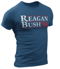 Load image into Gallery viewer, Reagan Bush '84 Tee - Crusader Outlet