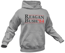 Load image into Gallery viewer, Reagan Bush '84 Hoodie - Crusader Outlet