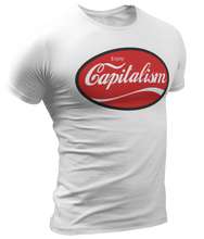 Load image into Gallery viewer, Enjoy Capitalism Tee - Crusader Outlet