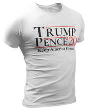 Load image into Gallery viewer, Trump Pence 2020 Tee - Crusader Outlet
