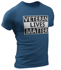 Veteran Lives Matter Tee - Crusader Outlet