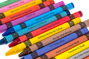 Offensive Crayons
