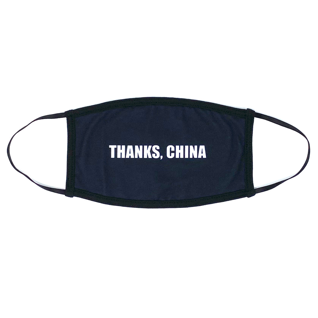 Thanks China Mask - Crusader Outlet
