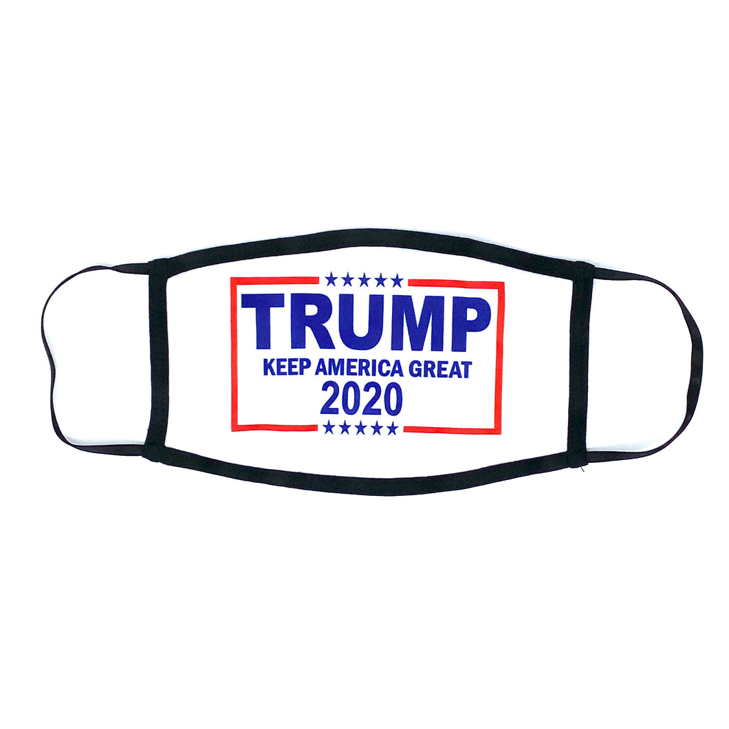 Trump 2020 Mask - Crusader Outlet