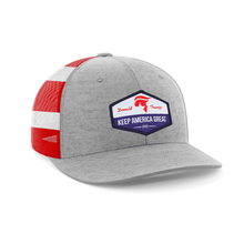 Load image into Gallery viewer, KAG Woven Patch Hat
