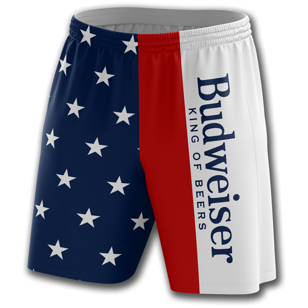 Budweiser Shorts - Crusader Outlet
