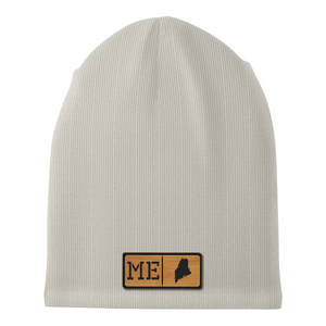 Maine Bamboo Patch Homegrown Beanie