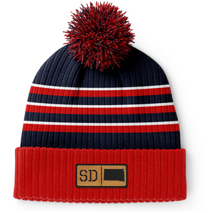 South Dakota Bamboo Patch Homegrown Beanie