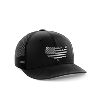 Load image into Gallery viewer, Continental Flag Leather Patch Hat - Crusader Outlet
