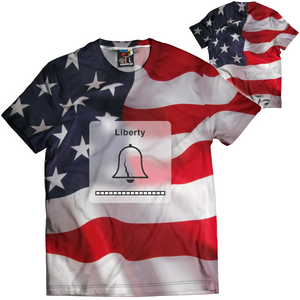 Liberty Ring Tee - Crusader Outlet