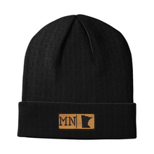 Load image into Gallery viewer, Minnesota Bamboo Patch Homegrown Beanie