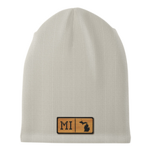 Load image into Gallery viewer, Michigan Bamboo Patch Homegrown Beanie