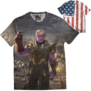 Thanos Tee - Crusader Outlet