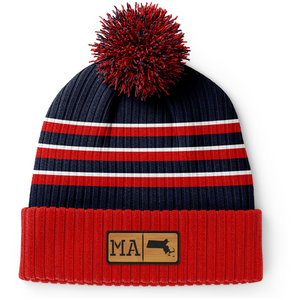 Massachusetts Bamboo Patch Homegrown Beanie