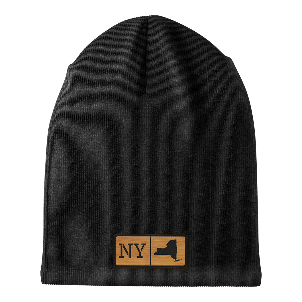 New York Bamboo Patch Homegrown Beanie