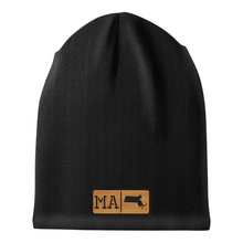 Load image into Gallery viewer, Massachusetts Bamboo Patch Homegrown Beanie