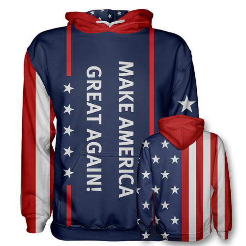 The MAGA Hoodie - Crusader Outlet
