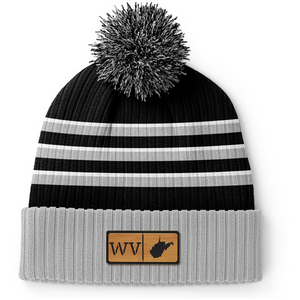 West Virginia Bamboo Patch Homegrown Beanie
