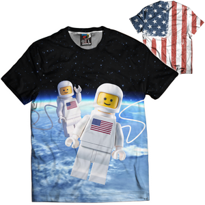LEGO Independence Day Tee - Crusader Outlet