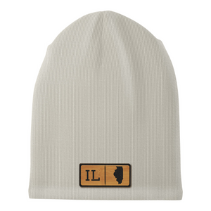 Illinois Bamboo Patch Homegrown Beanie