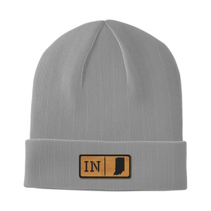 Indiana Bamboo Patch Homegrown Beanie
