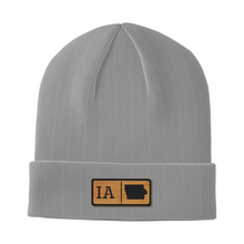 Load image into Gallery viewer, Iowa Bamboo Patch Homegrown Beanie