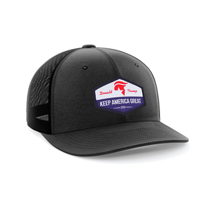 KAG Woven Patch Hat